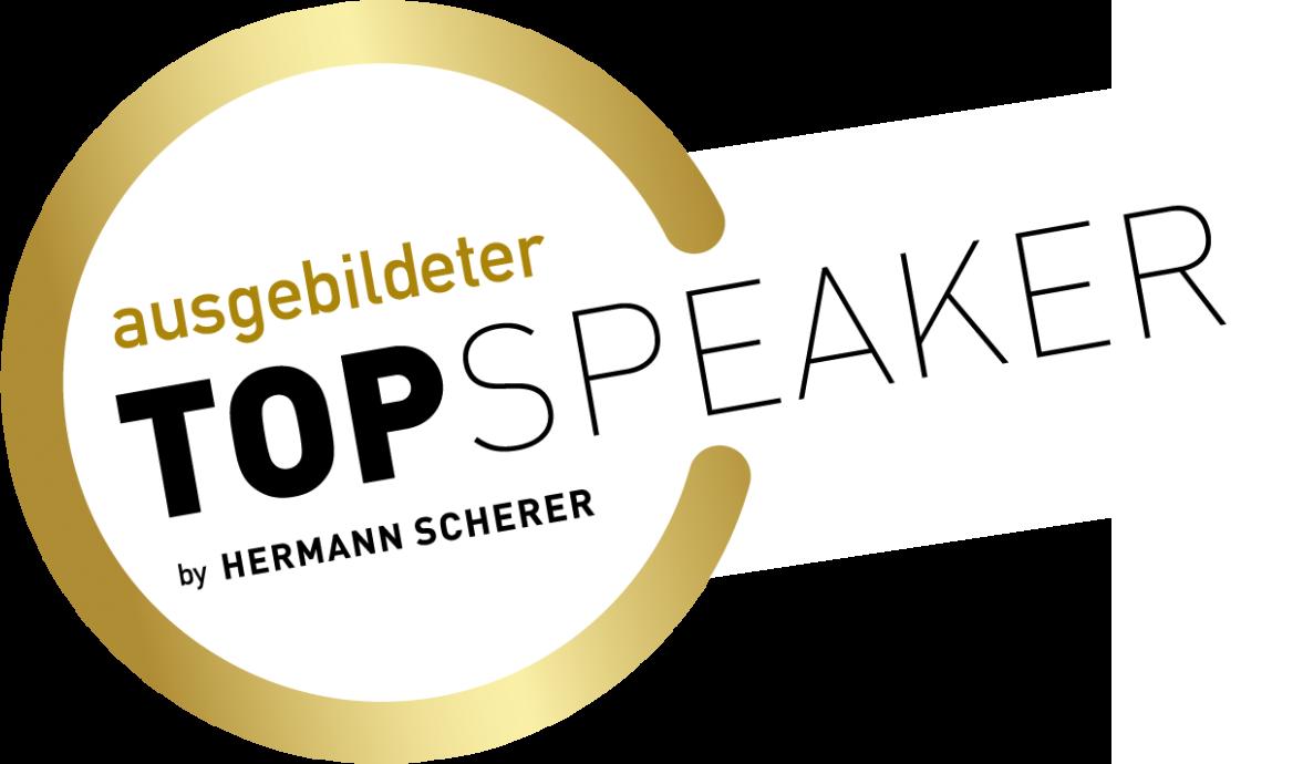 ausgebildeter Top-Speaker